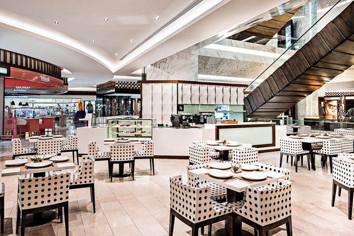 Café de la Escalera by MRZ Arquitectos, Mexico City – Mexico » Retail Design Blog