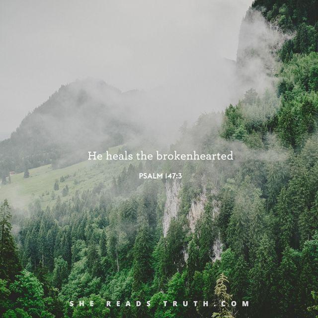 Psalm 147:3