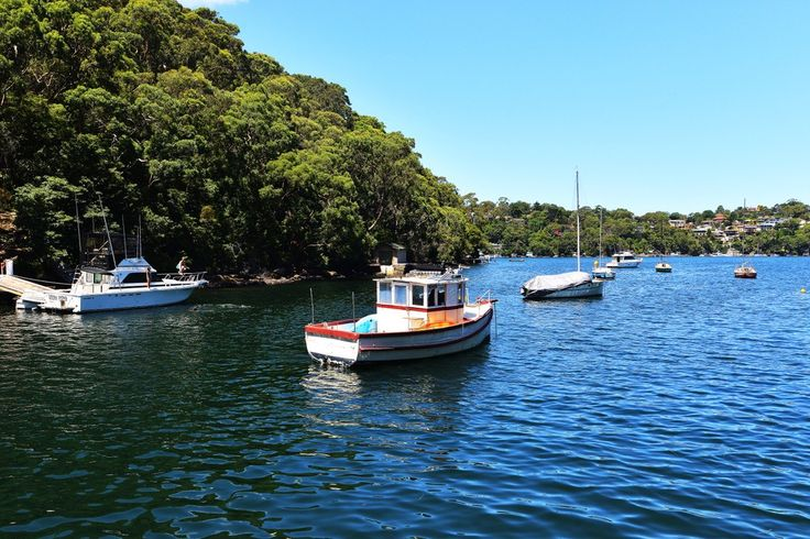 On the Hacking - Gymea Bay, Sutherland Shire