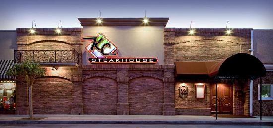 KC Steak House 2515 F street Bakersfield, California