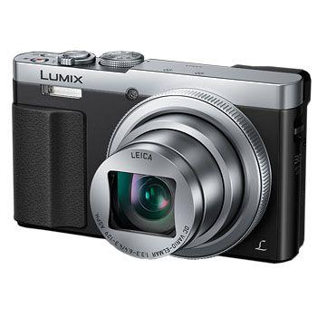 Långzoom  Panasonic Lumix DMC-TZ70 silver