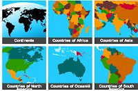 22 Entertaining Map Games to Improve Students' Geographical Knowledge ~ Educational Technology and Mobile Learning