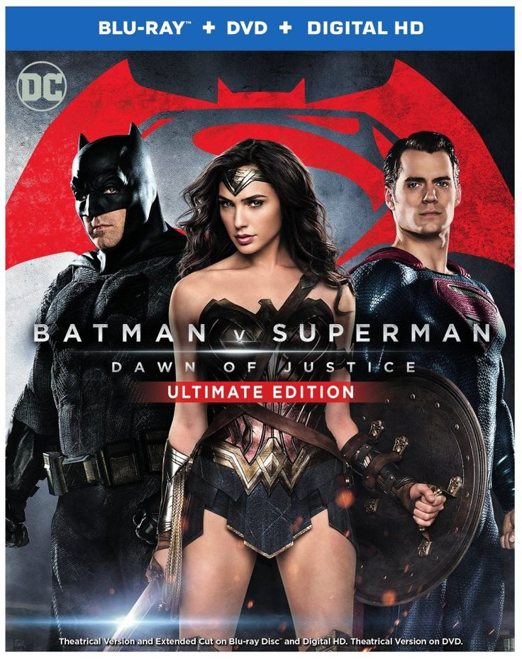 Maybe you didn't care for the Theatrical Release but you're going to want to look for this Ultimate Edition!!