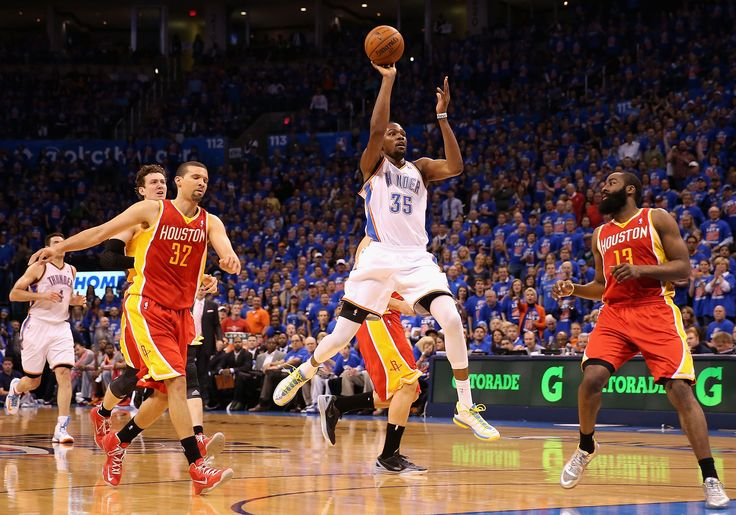 Kevin Durant - 5 Best Shooters in the NBA Right Now - BestOutdoorBasketball