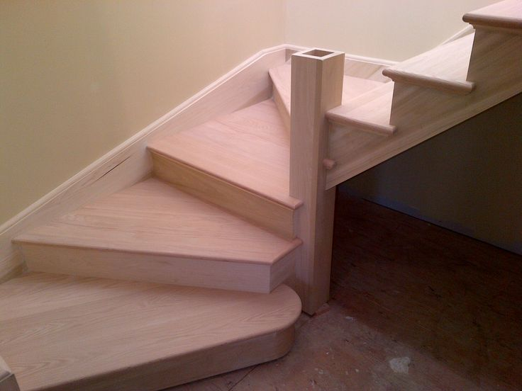Prefab wooden stair kits bing images for Prefabricated staircases