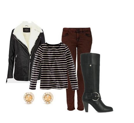 Smart, casual for colder mornings and evenings!