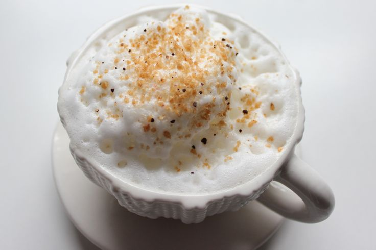 David S Tea Birthday Cake Latte