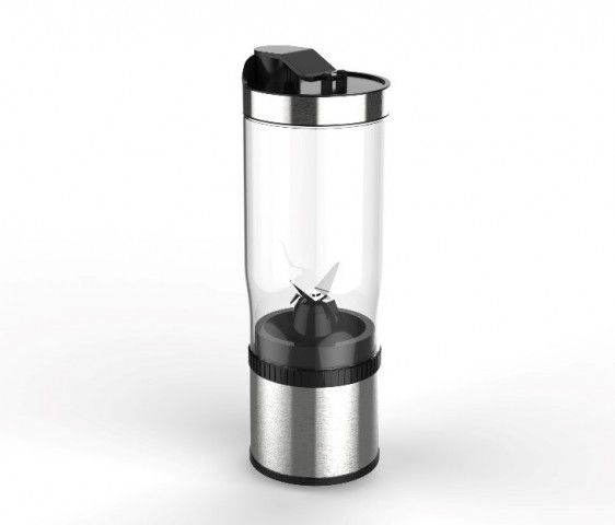 Rocket Bottle Plus, the World's Best Portable Blender to Launch on Kickstarter