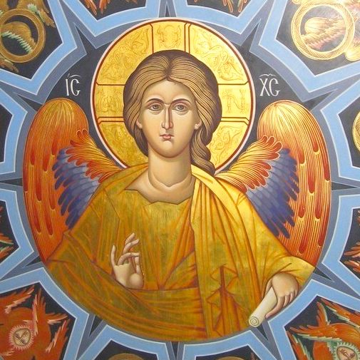 The Lord as Angel of Great Counsel