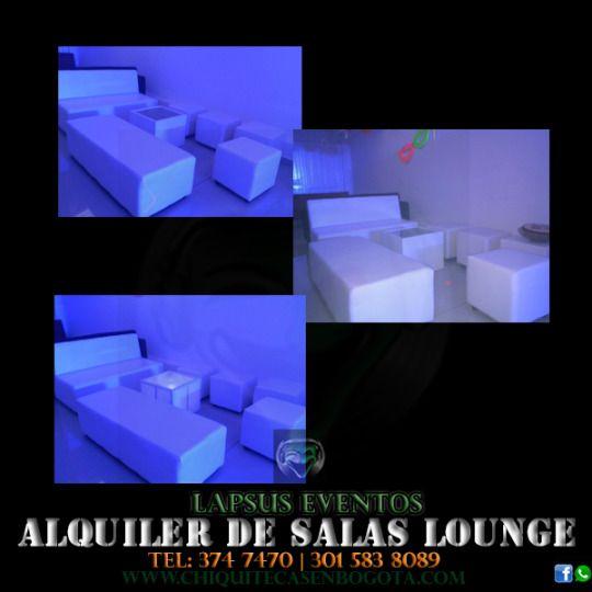 Si deseas que tu evento sea único, elegante y sofisticado, Conoce el Alquiler de Salas Lounge en Bogotá. Lapsus Eventos http://www.chiquitecasenbogota.com/…/alquiler-de-salas-lou…/