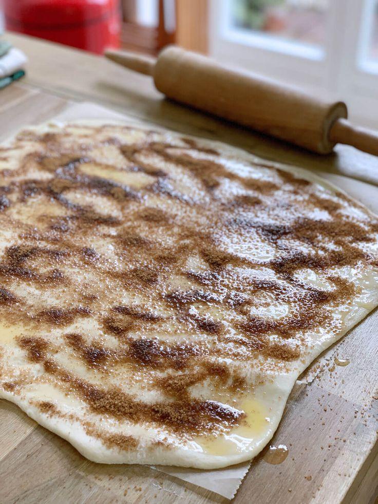 Pãezinhos de canela – fácil e fácil de preparar   – Kuchen und Torten