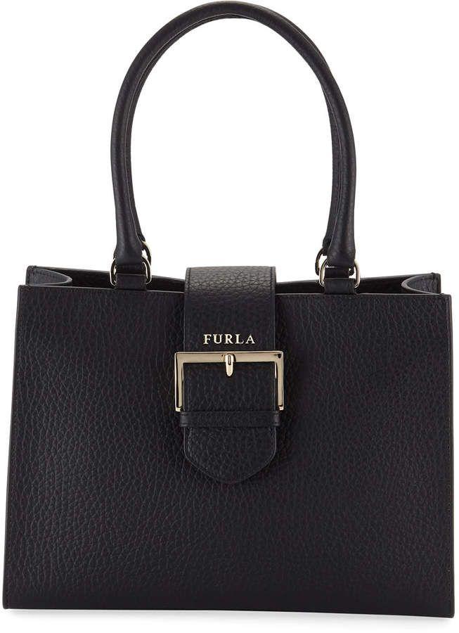 c927a17c5d Furla Flo Medium Satchel Tote Bag | Office wear | Bags, Tote bag ...