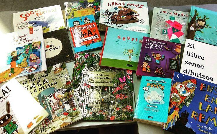 """122 Me gusta, 10 comentarios - PetitsLlibres (@petitsllibres) en Instagram: """"📚🎁La biblioteca de #Cervelló fa 10 anys!🎂🎉 per #celebrar - ho tenim un munt de sorpreses... I mireu…"""""""
