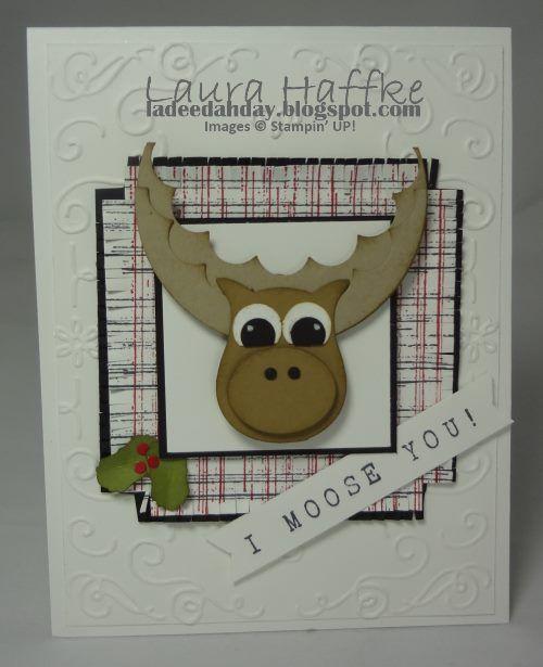 I Moose you!