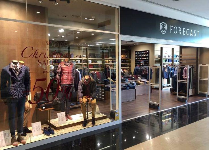 Nueva tienda forecast en el centro comercial 3 de for Centro comercial el mueble catalogo