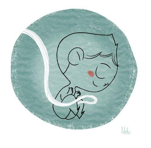 Lillian Chan Portfolio: Baby Illustrations