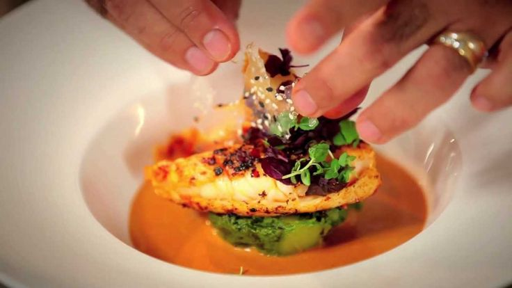 Michelin Star Chef Vineet Bhatia @ Indego by Vineet, Dubai