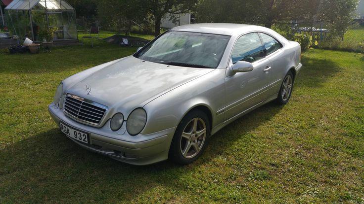 Bought my first Mercedes. '00 W208 CLK 320 #Mercedes_Benz #Mercedes #MercedesBenz #AMG #S_class