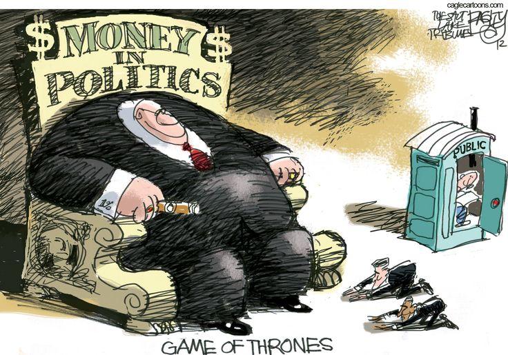 Civility and Property vs. Politics