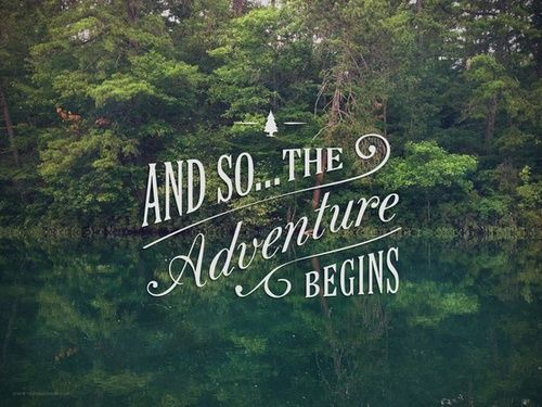 and so the adventure begins travel quote quotes #travelquote #travelquotes #travel #quote #quotes #inspiration