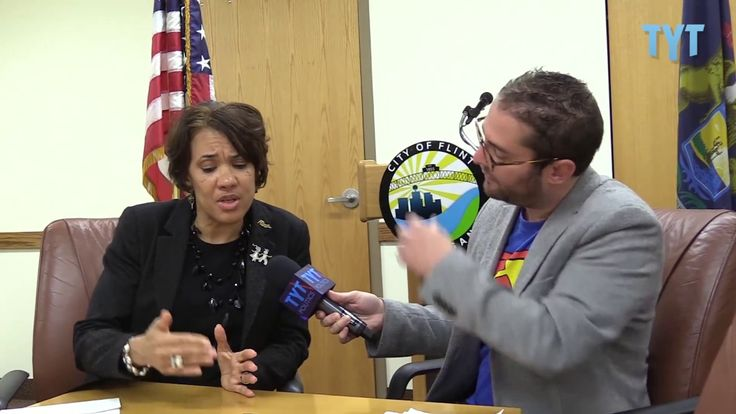 Flint Mayor Karen Weaver With Jordan [FULL INTERVIEW]