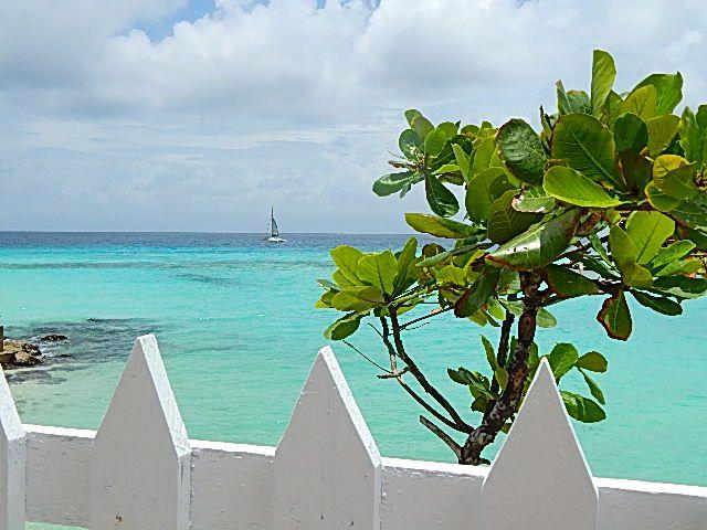 Atlantic Ocean, St. Lawrence Gap, Christ Church, Barbados