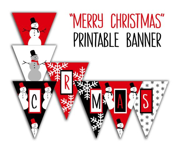 16 best images about DIY Party Printables on Pinterest | Christmas parties, Reindeer and Straws
