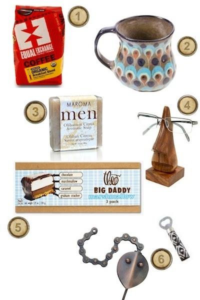 Fathers Day Gift Guide - Fair Trade Edition