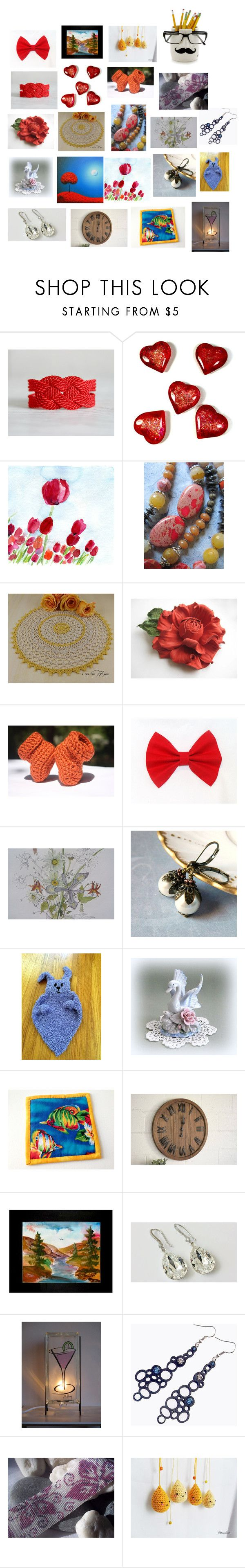 """""""Nuova collezione"""" by acasaconmanu ❤ liked on Polyvore featuring Giallo"""