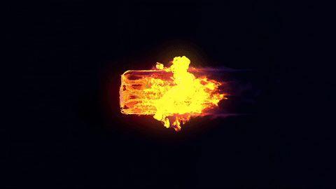 http://bit.ly/1Tyk5JK on VideoHive by Nullifier: Fire Explosion Logo Reveal.