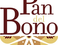 Pan del Bono by Lina Moncada Abadia, via Behance