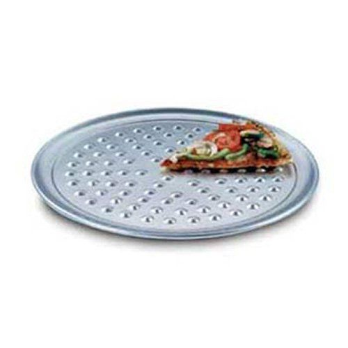 Pizza Pan - Aluminum 18 inch Outside Diam. 1 Each *** Tried it! Love it! Click the image. : Pizza Pans and Stones