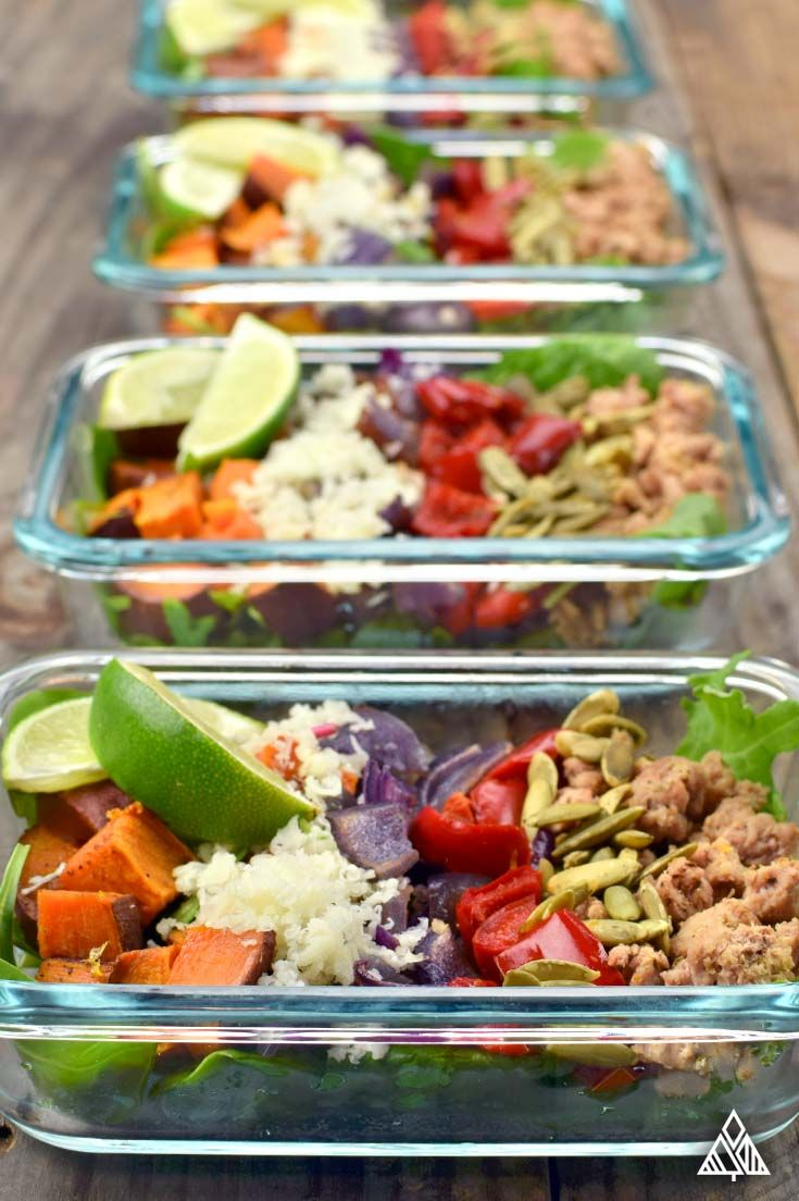 You won't find the container from your leftover Thai food on this list // The 13 Best Meal Prep Containers
