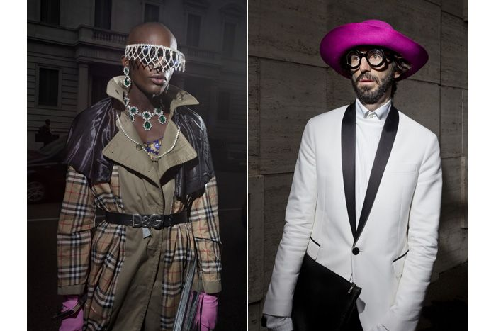Marcello Bonfanti - PHOTOGRAPHER - Milano Fashion Week