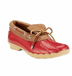 So badly want these Women's Cormorant Rubber Slip On Sperry, on sale too! :D
