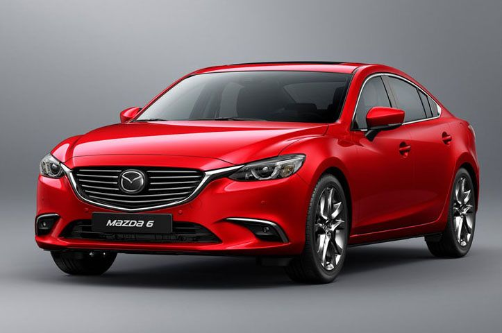 A Review of the Mazda 6. #Mazda6 #Powertrains
