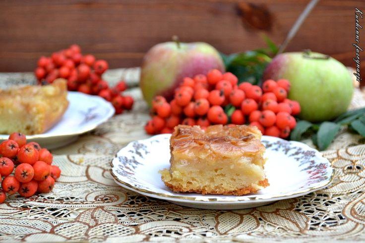 Ciasto drożdżowe z jabłkami ( bez wyrabiania, bez jajek )