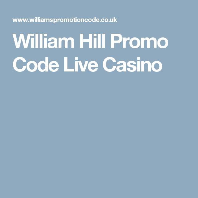 william hill casino bonus code 2019