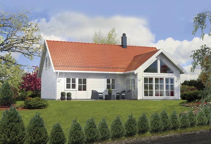 Et av årets nyheter! Linnea Royal har et flott og lysrikt utbygg. De store vindusflatene skaper en åpen og vakker atmosfære.