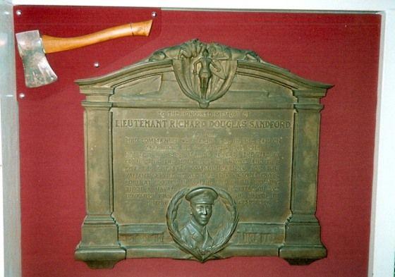 Memorial Plaque, Submarine Museum, Gosport, Hampshire
