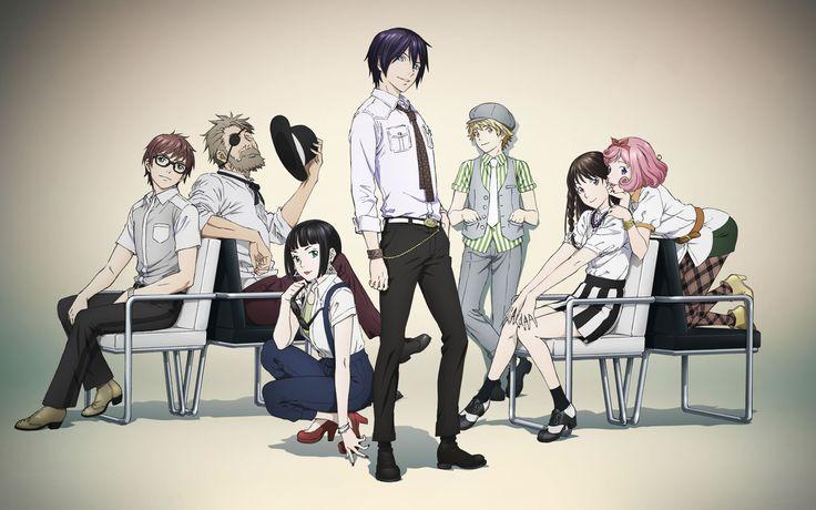 the Noragami Season 2 sample picture