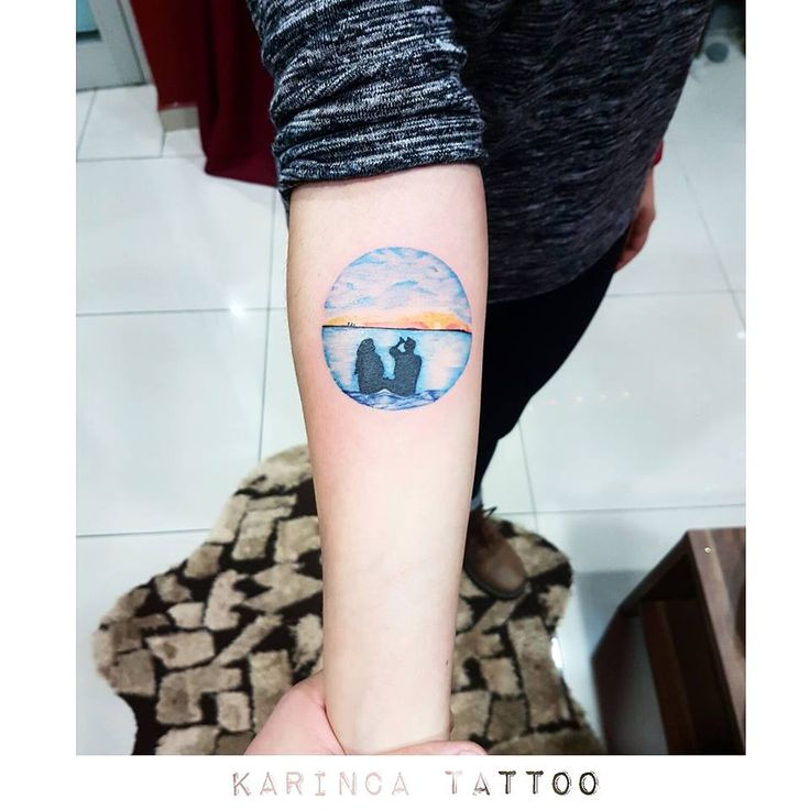 Karınca Tattoo Studio from Istanbul/Turkey http://instagram.com/karincatattoo #color #tattoo #colorful #tattoos #colourtattoo #colourfultattoo #renk #dövme #renkli #dövmeler #istanbul #turkey #tattoostudio #inked #ink #armtattoo #colortattoo #colorfultattoo #circle #tattoodesign #tattedup #inkedup #seatattoo #tattooideas