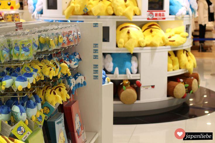 Ein Besuch im Pokémon Center Osaka