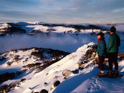Kosciuszko National Park, the Snowy Mountains, Australia