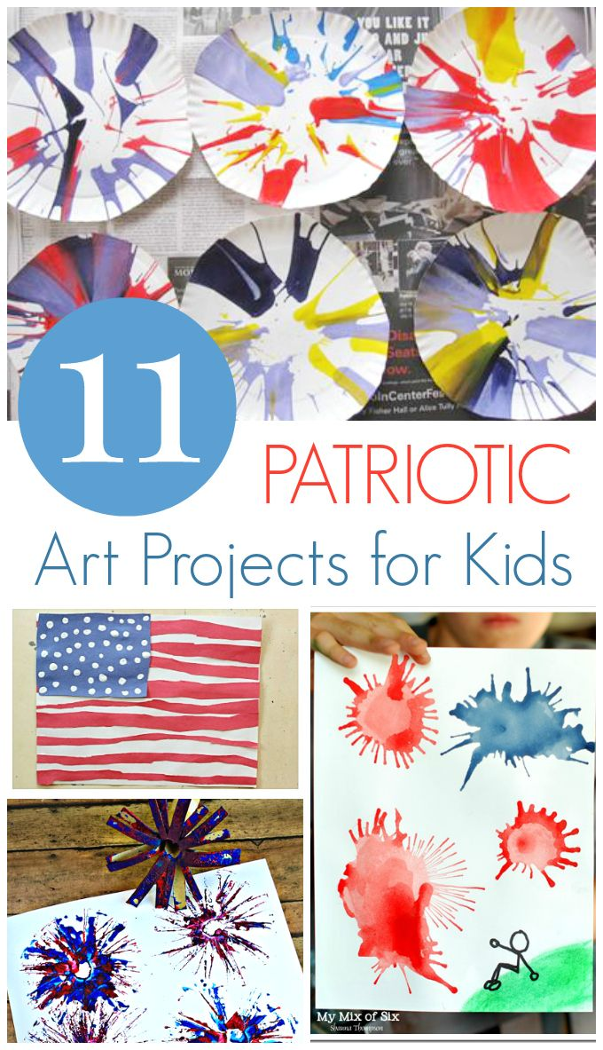 memorial day art projects for toddlers