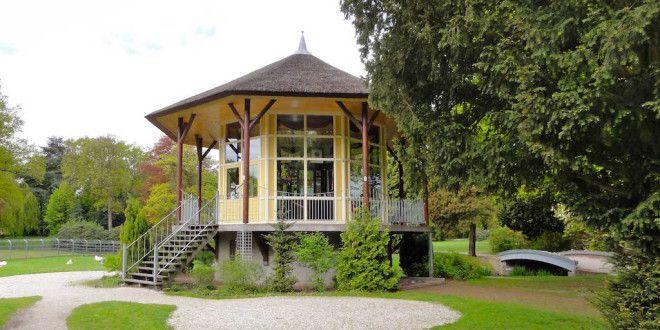 Excursie Park Ramswoerthe Steenwijk