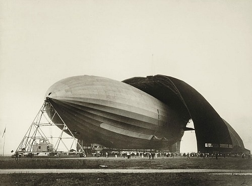 I want to ride in a Zeppelin