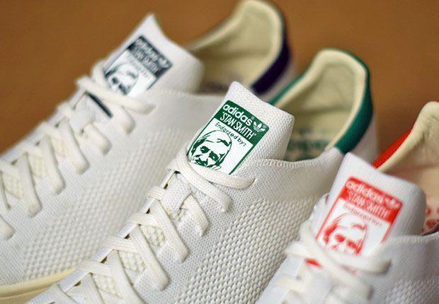 Old Meets New On The adidas Original Stan Smith Primeknit OG Pack • KicksOnFire.com