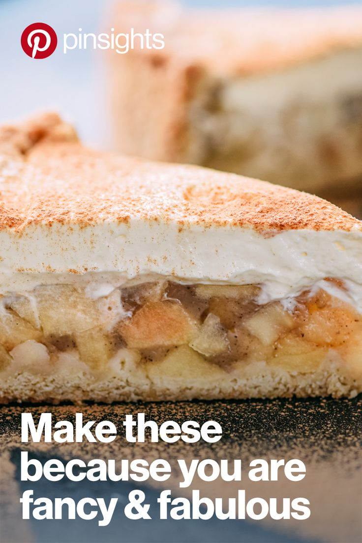 The flavor report for 2016 is here, and it's GOOD. Get creative in your kitchen with the top recipes saved and savored on Pinterest. On the sweet scene, tapioca and coffee liqueur are making our desserts (and us) feel fancy and fabulous. Tap to see all the recipes, and let us know what your favorite is.