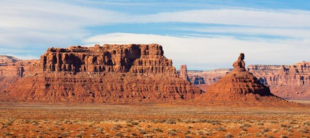 american southwest scenery | Description Gorgeous scenery in the Valley of the Gods (8228872698 ...